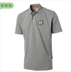 Medium polo shirt grey1