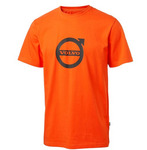Medium iron mark tshirt orange1