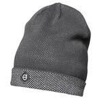 Medium iron mark beanie