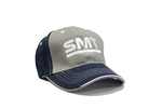 Medium smt cap grey navy small