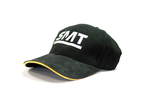 Medium smt cap black yellow small