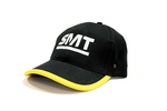 Medium smt cap black yellow trim small