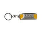 Medium volvo identity solid keyring 2018